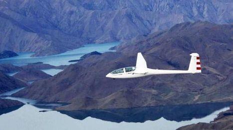 Quieren alcanzar los 27.000 metros en un planeador - Los Andes (Argentina)   Seguridad Aeronautica   Scoop.it