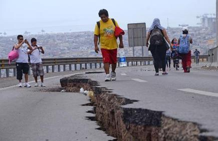 Geologists warn of mega quake for north Chile | Sustain Our Earth | Scoop.it