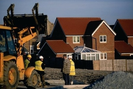Rise in number of new homes registered  #Construction   Glazing Architecture Construction   Scoop.it