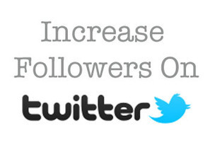 How to Increase Twitter Followers | lucaciavatta.com | Scoop.it