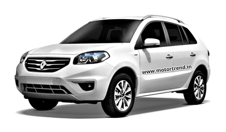 New Renault Koleos - Strong Contender for SUV Buyers | Cars in India 2014 | Scoop.it