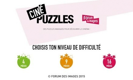 Ciné Puzzles - Application Android  | Analyse et éducation aux images | Scoop.it