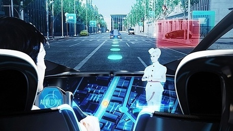 New car tech: The future of driving   TECHNOLOGY   Scoop.it