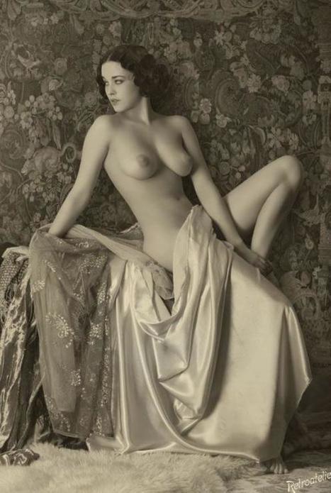 Fare_Disfare on Twitter   vintage nudes   Scoop.it