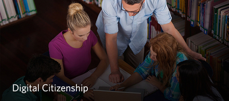 Common Sense Media - Digital Citizenship Curriculum | technologies | Scoop.it