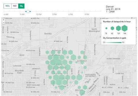 Google va cartographier la pollution des villes en temps réel | Intellectual Property - Personnal Watch | Scoop.it