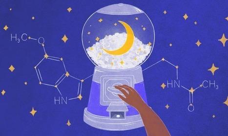 How Melatonin Helps You Sleep | Bazaar | Scoop.it