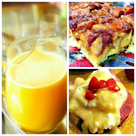 Easter Brunch Entertaining Recipe Ideas - A Little Bite Of Life   Recipes   Scoop.it