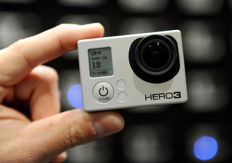 GoPro Channel for Xbox One offers exclusive point-of-view action sports videos | Technological Sparks | Scoop.it