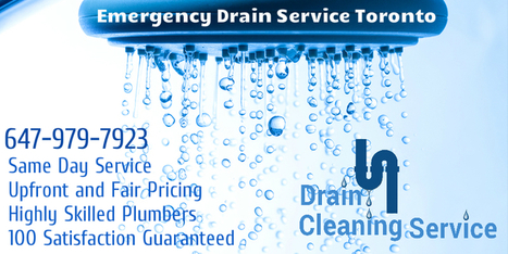 Drain Cleaning Service Toronto – Best Price Guarantee | Drain Cleaning Service Toronto | Scoop.it