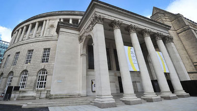 Manchester Central Library reopens after £48m redevelopment | Designing | Scoop.it