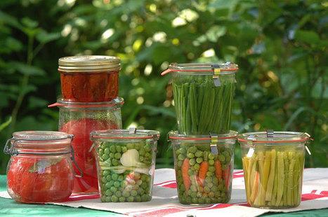 Conserver les légumes | jardins et développement durable | Scoop.it