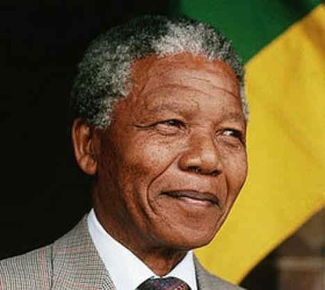 Mort de Nelson Mandela | Le cheval c'est mon dada ! | Scoop.it