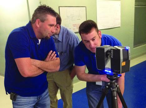 9 best practices for effective laser scanning | Ing_Building | Scoop.it