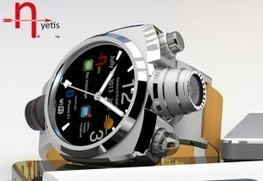 Hyetis launches with first 'Swiss smartwatch' - WatchPro.com | Swiss Startup Founders | Scoop.it