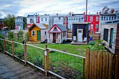 Cities, get ready -- the tiny houses are coming | Sustain Our Earth | Scoop.it