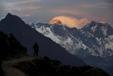 Nepal climbers face ruin after quake, blockade hits Everest industry | Everest and Sherpas | Scoop.it