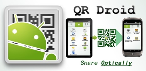 QR Droid (Français) - Android Market | Android Apps | Scoop.it