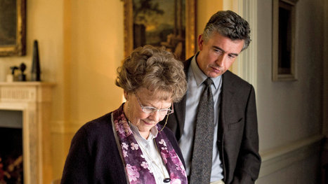 Behind 'Philomena,' the True Story of Michael Hess   CLOVER ENTERPRISES ''THE ENTERTAINMENT OF CHOICE''   Scoop.it