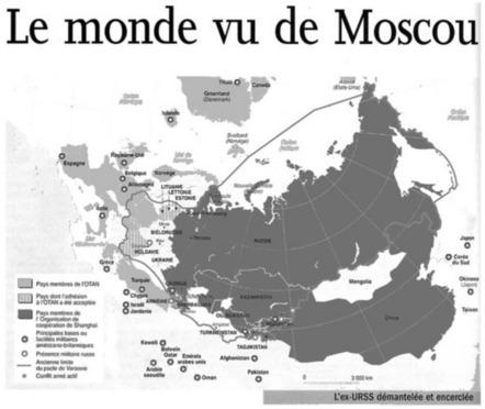 Cartographie, géographie et propagande - Cairn.info   Russie et géographie   Scoop.it