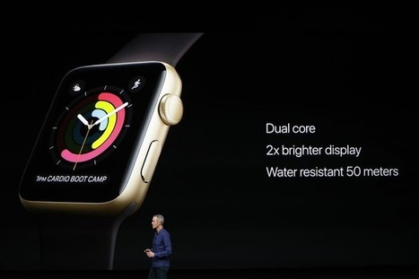 Apple Watch Series 2 News & Update: From A Fitness Tracking Device To A Medical Diagnostic Tool | Digital Health | Scoop.it