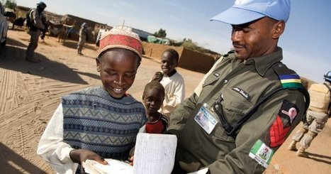 Africa more peaceful than ever | International aid trends from a Belgian perspective | Scoop.it