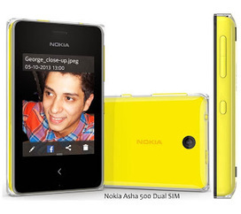 Nokia Asha 500 Full Specifications, Features & Price in India | Thepriceinfo | Scoop.it
