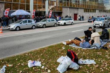 Bruxelles: après les agressions à Cologne, les demandeurs d'asile du WTC III refusent l'amalgame | Politiek Algemeen | Scoop.it