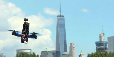 Essor des courses de drones aux Etats-Unis | Drone | Scoop.it