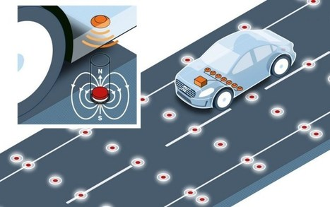 Volvo: Autonomous Cars Are Better Off Using Magnets | Sustain Our Earth | Scoop.it