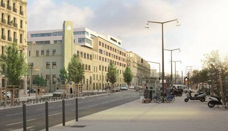 Marseille : l'ex-siège de la SNCM cherche encore ses occupants - La Provence | Résidences de tourisme, placement toxique? | Scoop.it