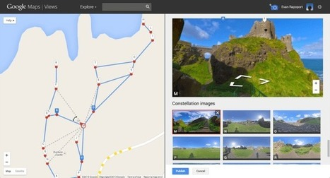 Create Your Own Street View For Google Maps Using Photo Spheres | formation 2.0 | Scoop.it