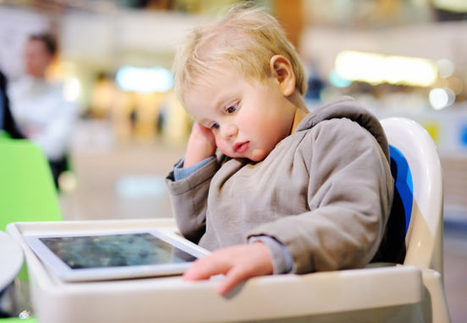What Electronic Toys, TV Can Do to Your Infant's Brain | Transitional Kindergarten | Scoop.it