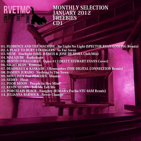 Rendez-Vous En Terre Mal Connue – RVETMC Monthly Selection, January 2012 : The Freebies, Volume 1. | Musical Freedom | Scoop.it