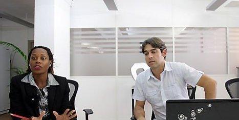 Coworking: une station pour les sans bureaux fixes   Coworking   Scoop.it