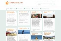 10 thèmes WordPress de qualité entièrement Gratuits | Solices - Planete Web | Scoop.it