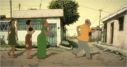 Aya de Yopougon, le film | Lyon Capitale | Kiosque du monde : Afrique | Scoop.it