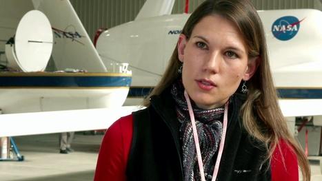 Jasna Vellovic de Pittman, una maracucha en la NASA | Proyecto VES . VES Project | Scoop.it