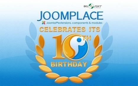JoomPlace Celebrates Its 10th Birthday! | JoomPlace Blog | Scoop.it