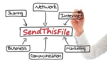 Send Big Files Free - Email or Send Large Files - SendThisFile | Could be useful | Scoop.it