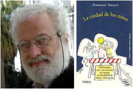 SE APRENDE MÁS JUGANDO QUE ESTUDIANDO: entrevista a Francesco Tonucci, niñólogo (1/2)   Món escola   Scoop.it