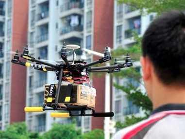 Now China's Using Drones To Deliver Packages | Innovation sur les points de vente | Scoop.it