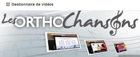 Des extraits vidéo de toutes les Orthochansons sur You Tube | orthographe et grammaire : un programme innovant | Scoop.it