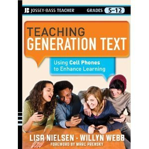 Teaching Generation Text! Using Cell Phones to Enhance Learning: Texting for Literacy! | Web 2.0 Education Tools | Scoop.it