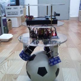 How to make a Ball Balancing Robot | BairesRobotics | Scoop.it