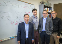 First Ab Initio Method for Characterizing Hot Carriers Could Hold the Key to Future Solar Cell Efficiencies | Physics | Scoop.it