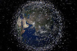 New space junk disposal effort | The Future of Waste | Scoop.it