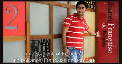 Une vidéo faite par des A1.1 : Pourquoi étudier le français ? | Best-of : Mumbaikar in French | Scoop.it