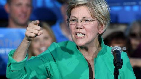Read Elizabeth Warren's speech about working with President-elect Donald Trump | :: The 4th Era :: | Scoop.it