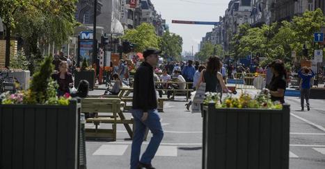 Un prix d'urbanisme pour le piétonnier à Bruxelles | Qualité urbaine à peu de frais | Scoop.it